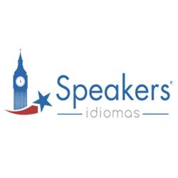 Logo Speakers idiomas