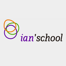 Logo Ians School