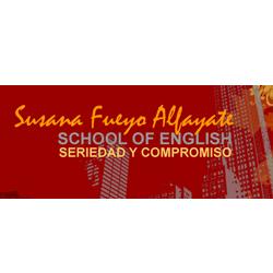 Logo Susana Fueyo School of English