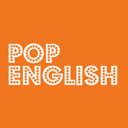 Logo Pop English