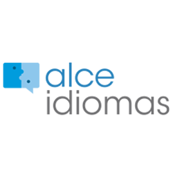 Logo Alce Idiomas