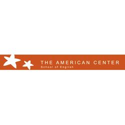 Logo The American Center