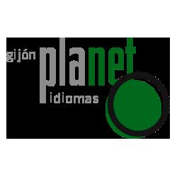 Logo Planet Idiomas